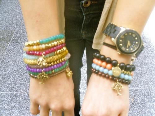 Syracuse University trend - unique bracelets
