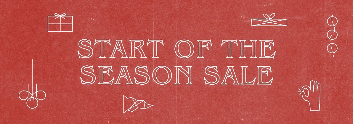 Urban Outfitters Start of the Season sale