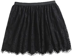 2a289b3593 Fabulous Find of the Week: Kmart Lace Skirt - College Fashion