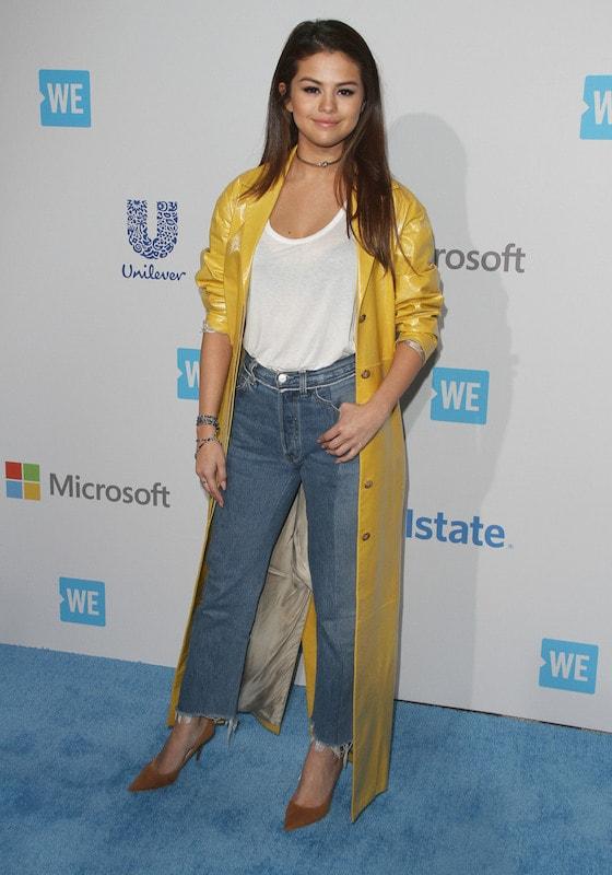 A Week in Her Style Selena Gomez