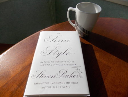 Sense of style book