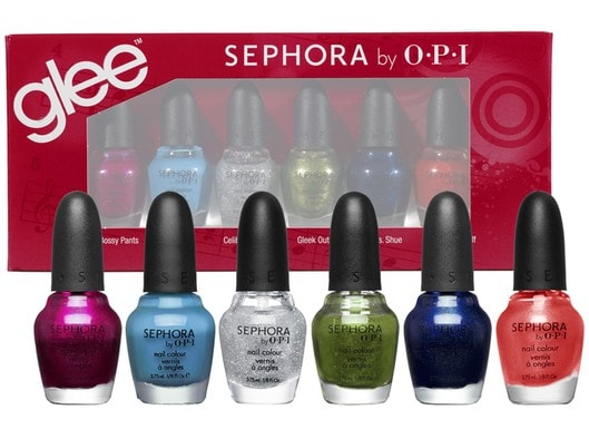 Sephora by OPI Glee Nail Polish Collection
