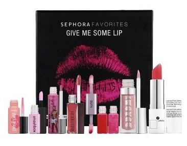 Sephora Give Me Some Lip Valentines Day Kit