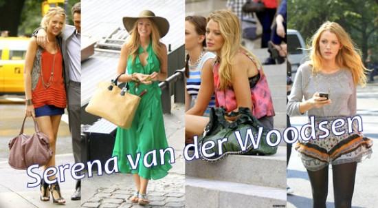 Serena van der Woodsen