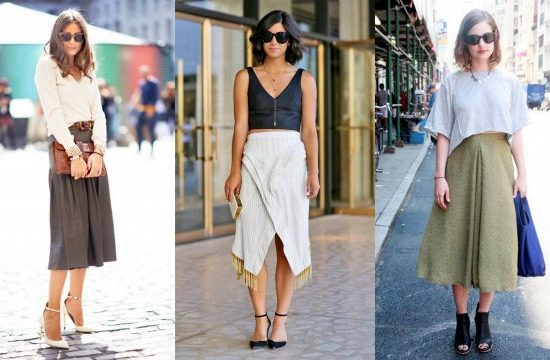 The Midi Skirt-Trend Watch