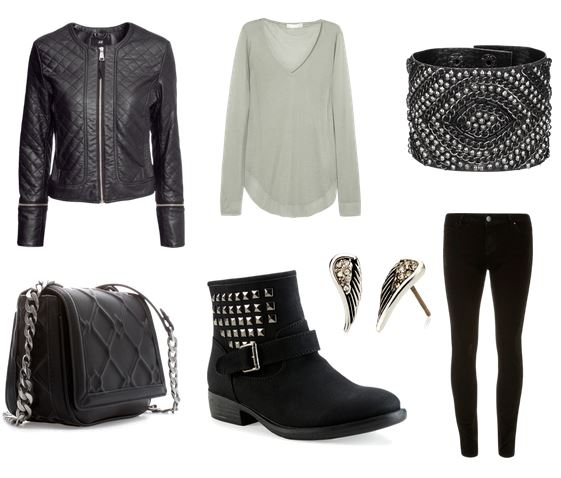Shadowhunters Outfit 1