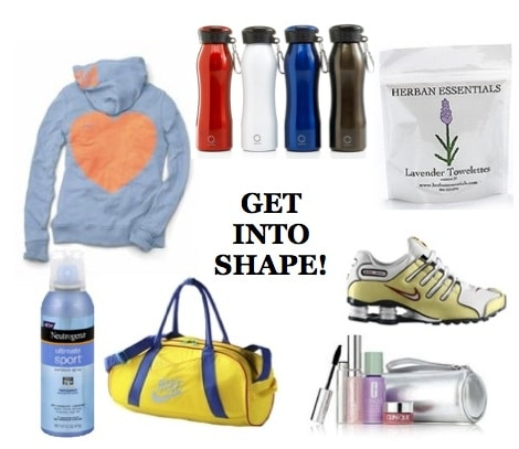 Products to help you get in shape