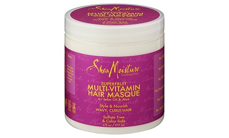 SheaMoisture Superfruit Multivitamin Hair Mask