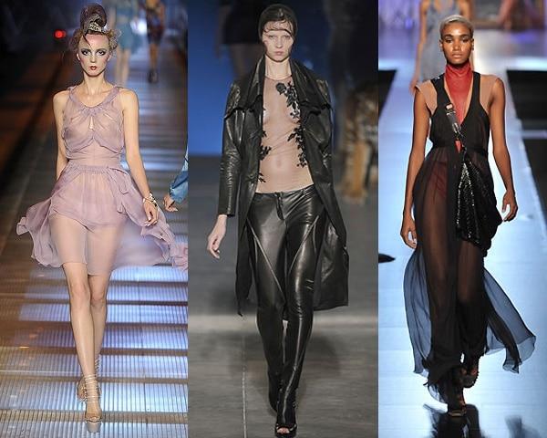 Sheer Fashion 2009