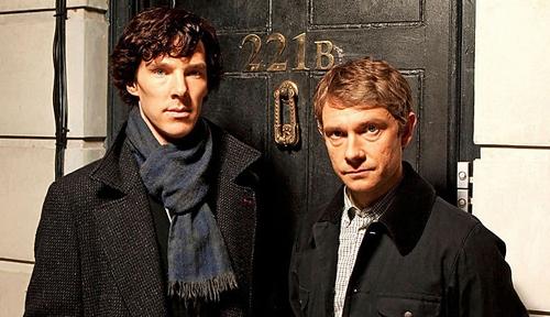 Sherlock holmes scarf