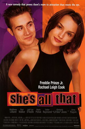 Shes All That Movie Poster