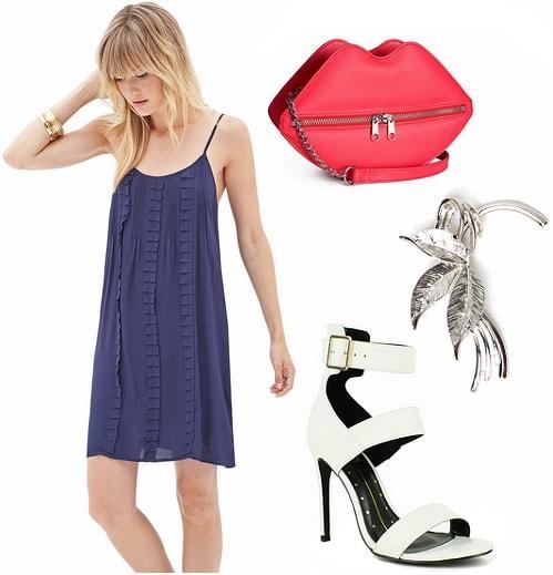 Shift dress summer outfit under $100