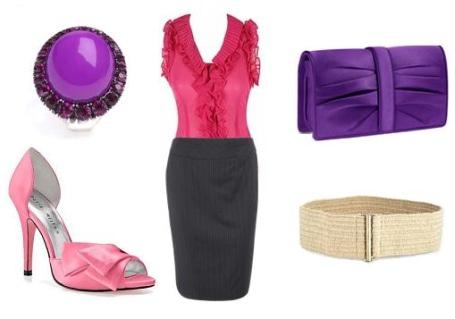 Shopaholic Outfit 1