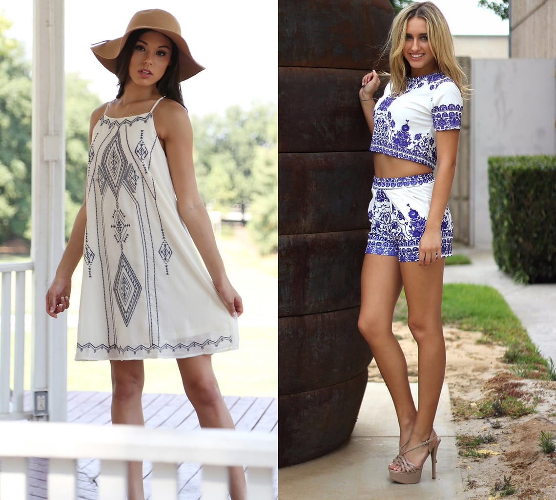 Outfits you can win from ShopGirlonGirl.com