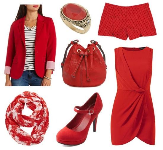 Shopping fall 2014 aurora red
