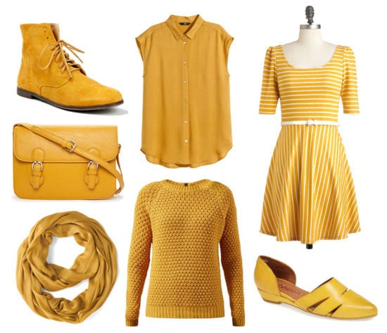 Shopping fall 2014 misted yellow
