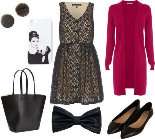 Juicy Couture inspired shopping outfit
