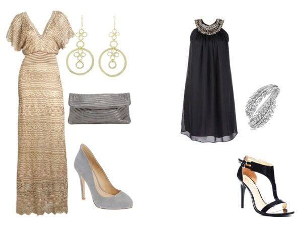 Outfit inspired by Sienna Miller evening looks