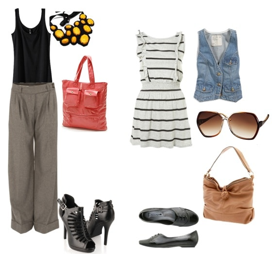 Outfits inspired by Sienna Miller street style
