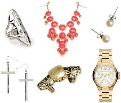 Signature jewelry wardrobe staple