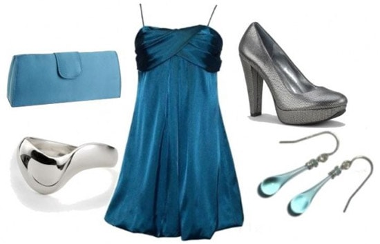 Dressy outfit inspired by Disney faerie Silvermist