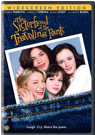 Sisterhood of the Traveling pants DVD cover