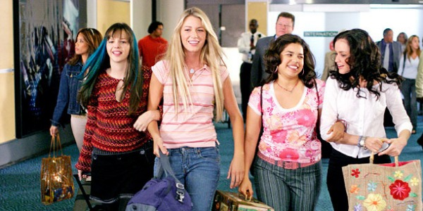 Sisterhood traveling pants