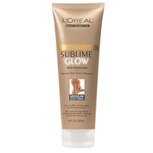Best drugstore self tanners - loreal sublime glow