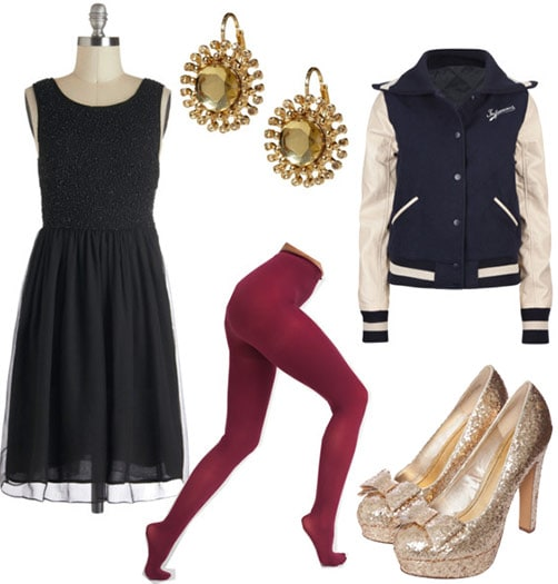 Skinny body type outfit 2