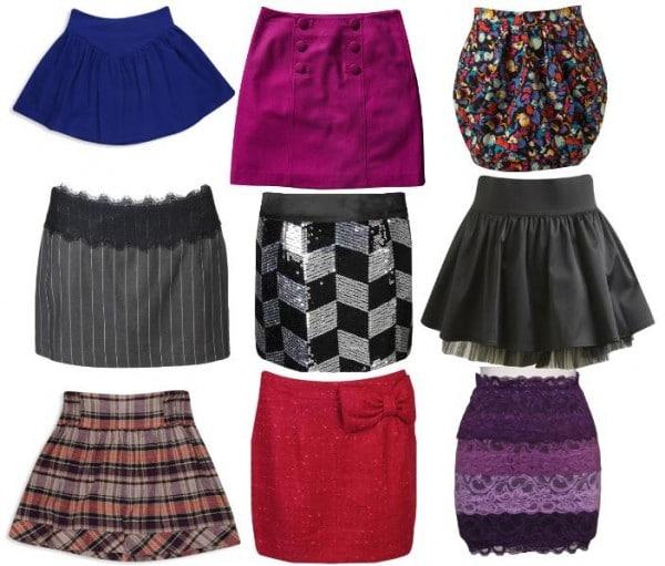 Trademark Skirts