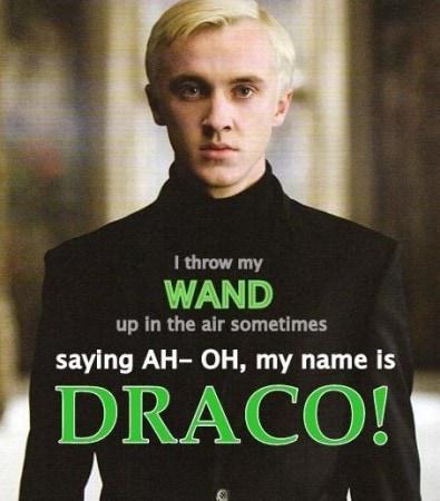 Slytherin Draco
