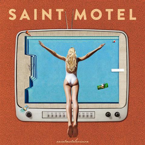 Saint Motel Album Cover