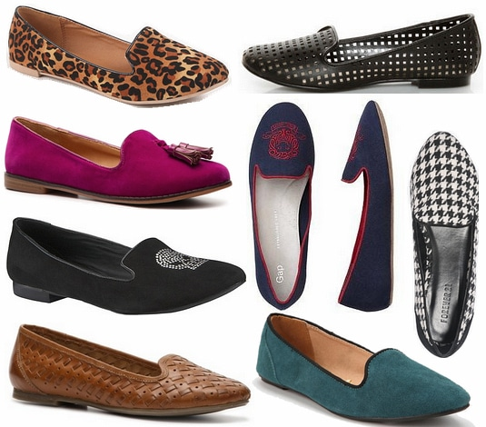 smoking slippers fall 2012 shoe trend