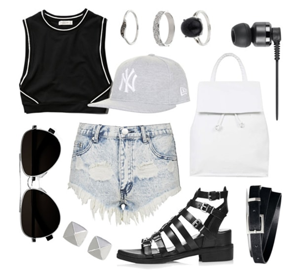 Snapback Outfit