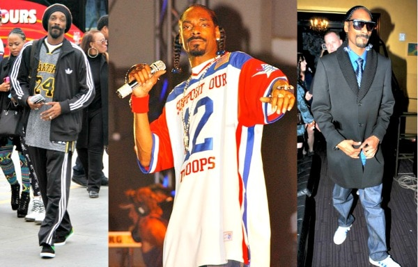 Snoop dogg fashion