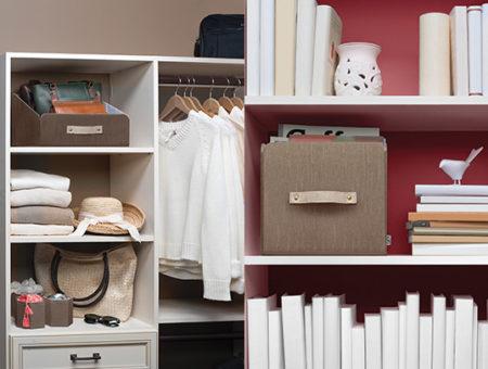 Sofi closet organization