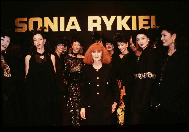 Sonia Rykiel Runway (Source: Elle)