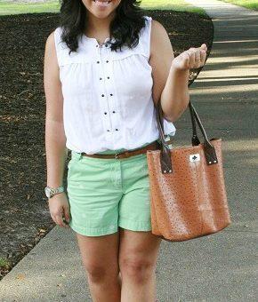 Southeastern Louisiana university student fashion