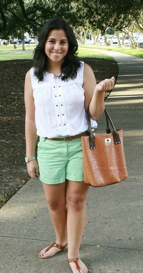 Southeastern Louisiana university student fashion