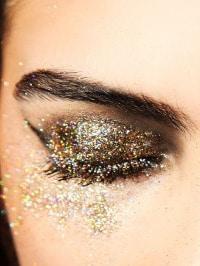 sparkly eyes elle