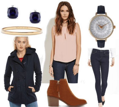 spencer outfit set