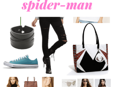 Spider Man fashion: Outfits inspired by Mary Jane style, Gwen Stacy style, Felicia Hardy Black Cat style