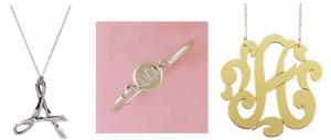 Monogrammed Items