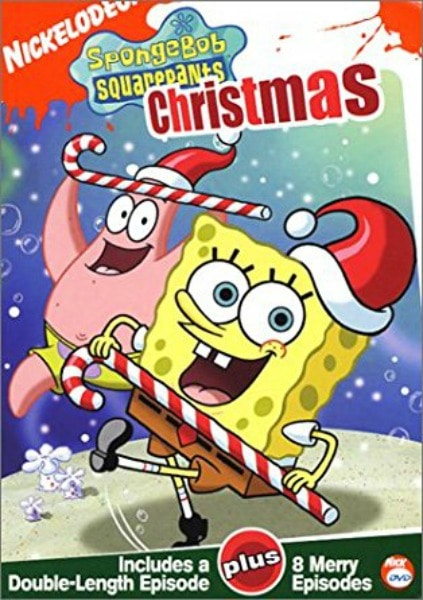 Spongebob xmas