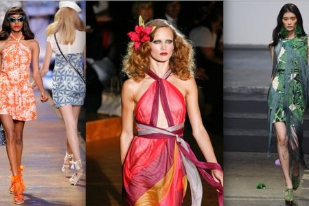 Summer fashion trend: Island-inspired looks