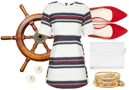 Spring 2015 nautical trend