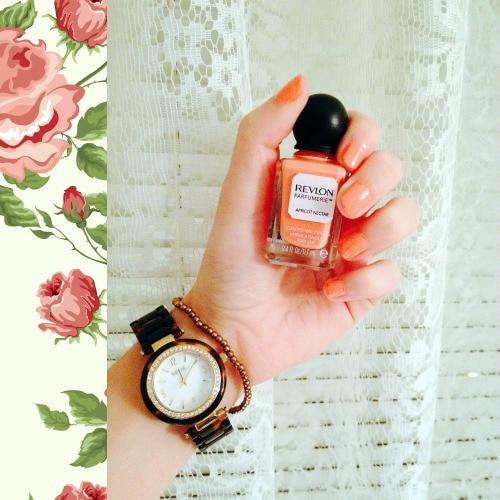 Spring break nail polish