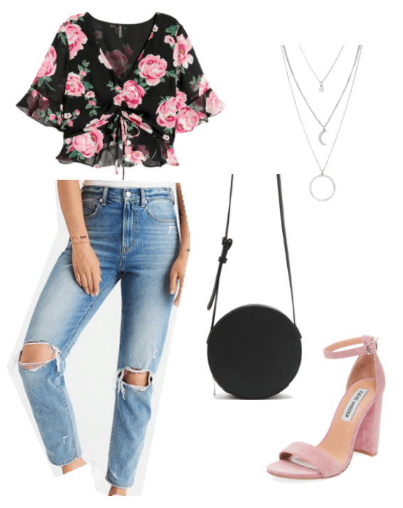spring capsule wardrobe outfit 2