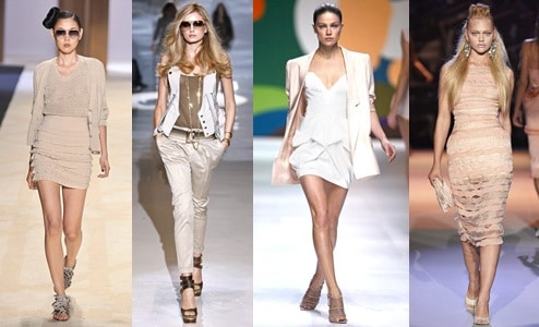 Spring Trend: Nude