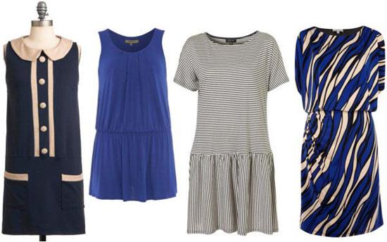 Spring 2012 fashion trend: Drop waist